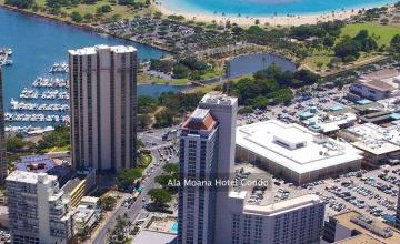 Ala Moana Hotel Condo For Sale