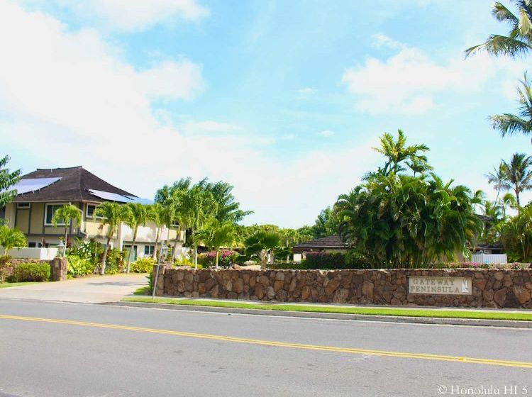 Gateway Peninsula Hawaii Kai Townhomes