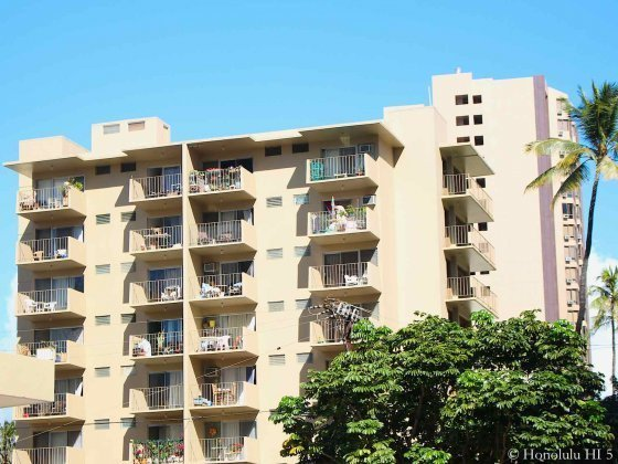 Hawaiian Crown Condos in Waikiki