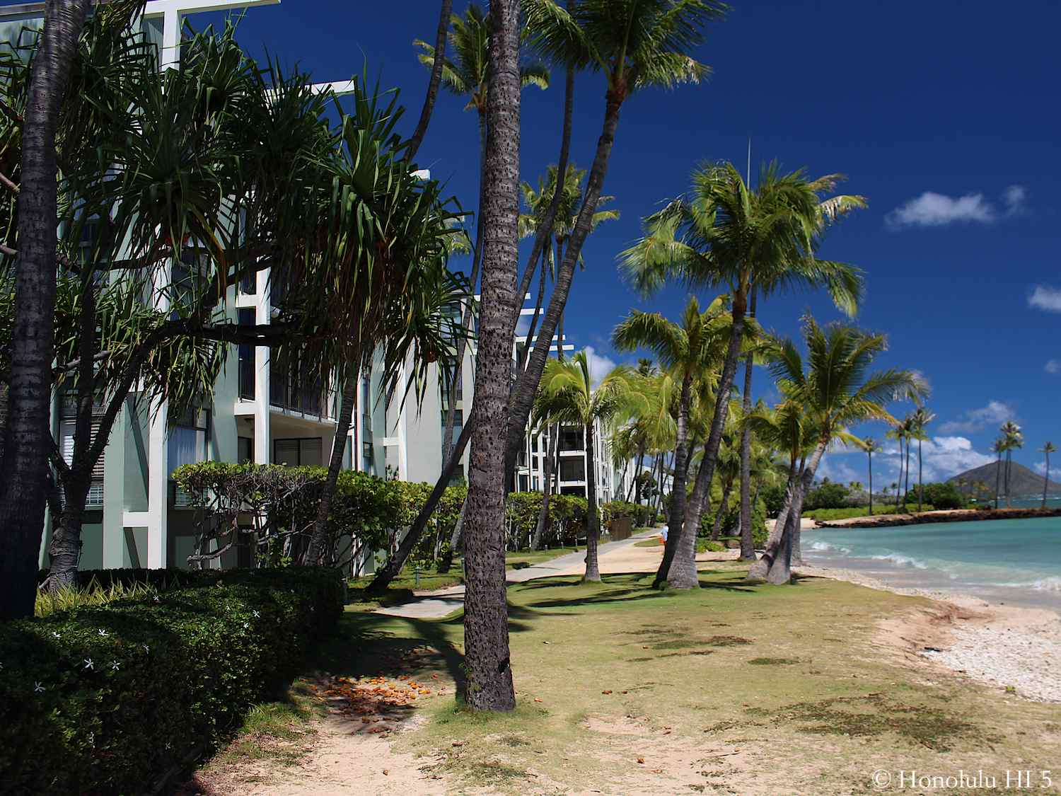 Kahala Beach Apartments