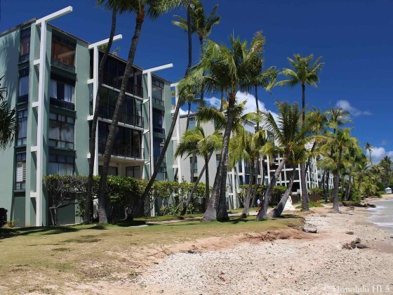 Kahala Beach Condos - Low-rise Luxury Condo