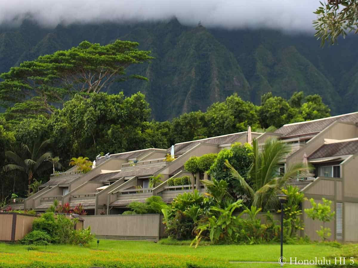 Club View Gardens Condos in Kaneohe
