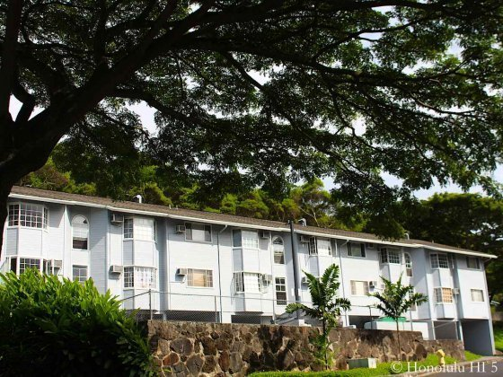 Healani Gardens Townhomes in Kaneohe