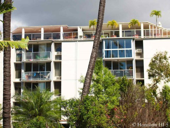 Diamond Head Hillside Condo