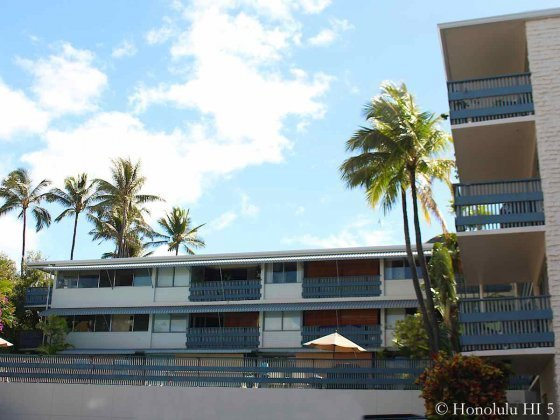 Ilima Apartments Lanai and Exterior Photo