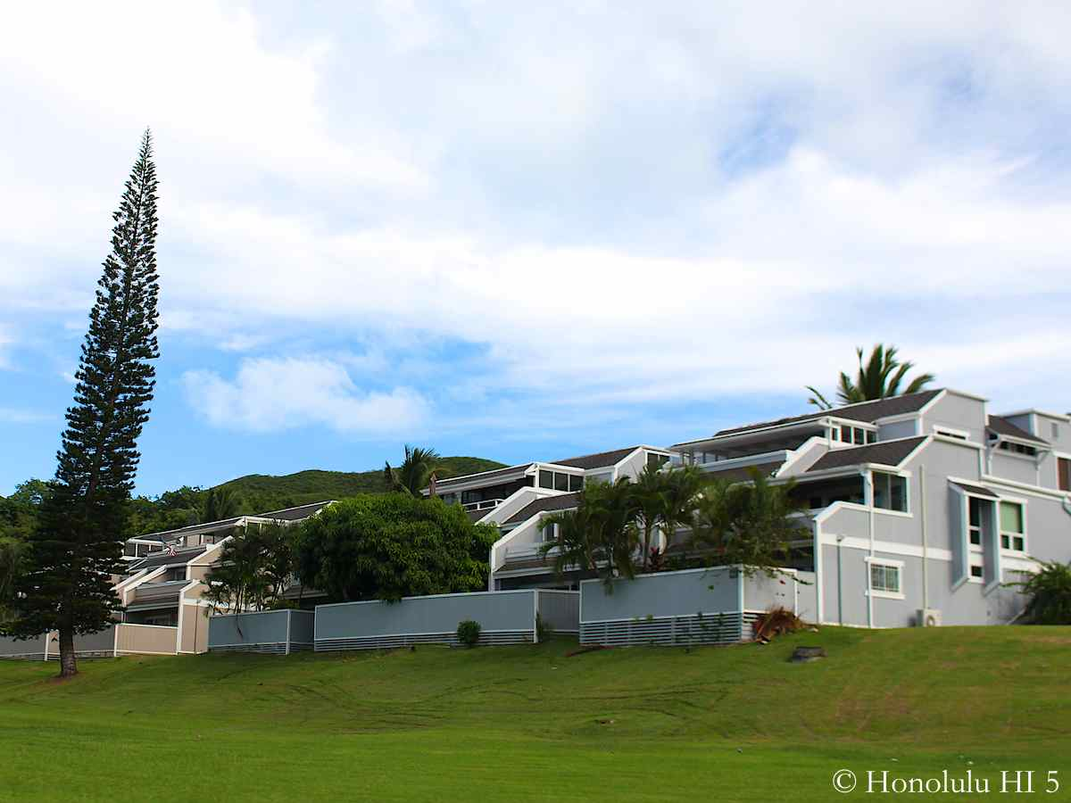Yacht Club Terrace Townhomes in Kaneohe
