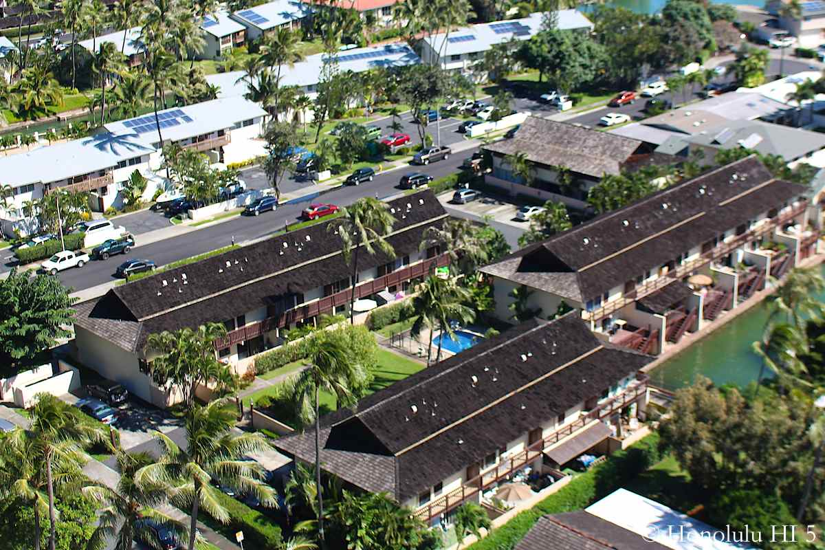 Villa Marina Townhomes in Hawaii Kai
