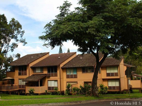 Parkway Townhomes in Kaneohe