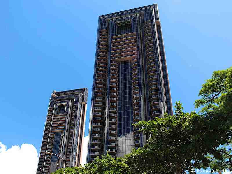 One Waterfront Tower Honolulu Condos