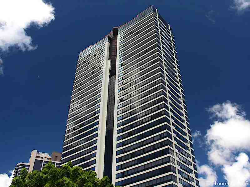 Royal Capitol Plaza Condo in Honolulu
