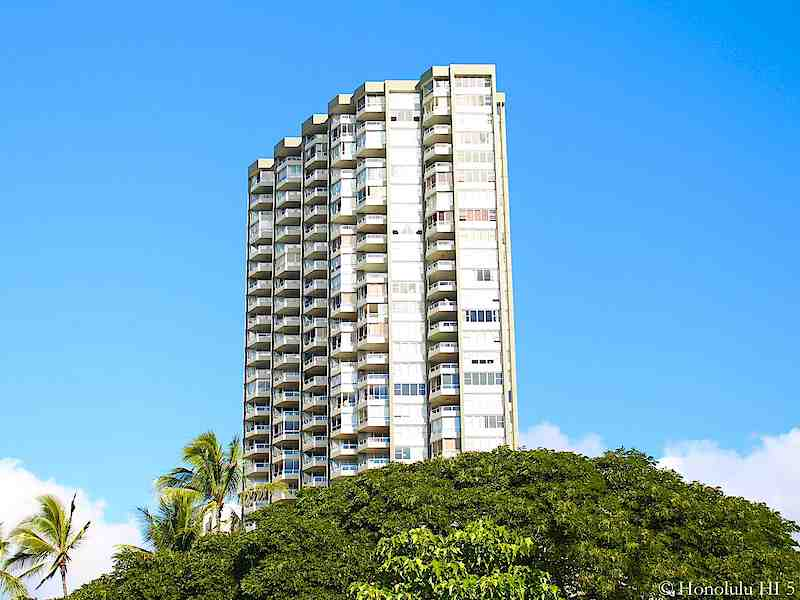 Diamond Head Vista Condo