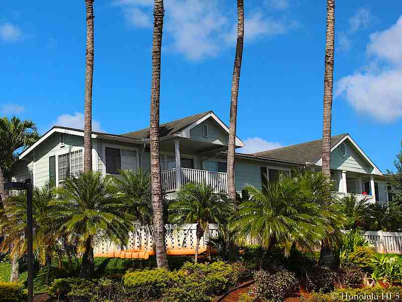 Turquoise Townhomes in Waikele