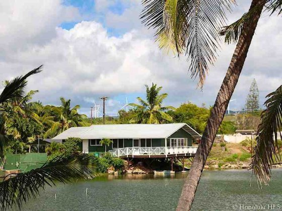 Home in Haleiwa Waterfront