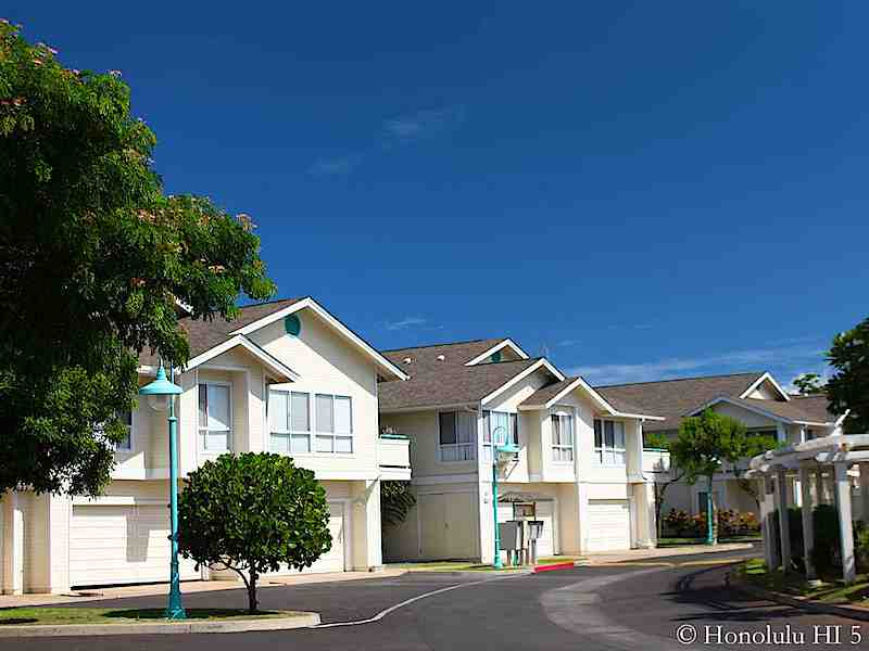 Arbors Townhomes For Sale In Ewa Beach