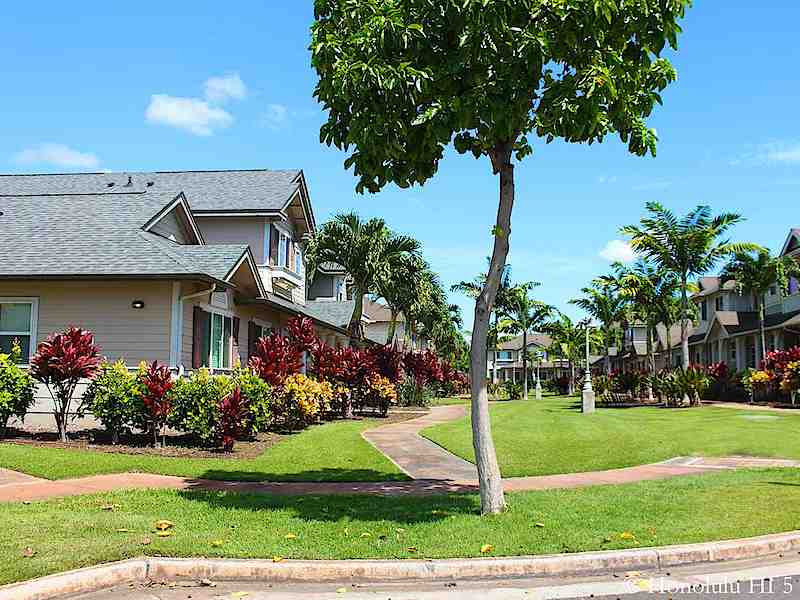Spinnaker Place Towhomes in Ewa