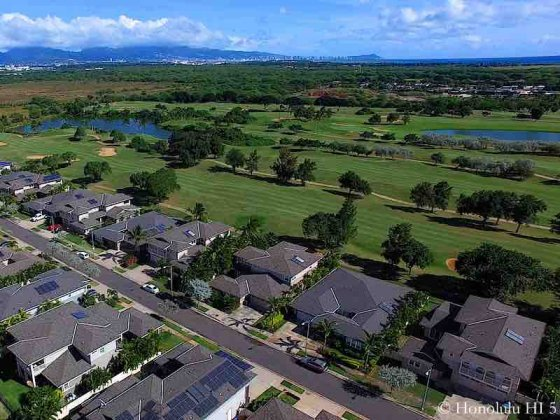 Cypress Point Homes in Ewa Gentry