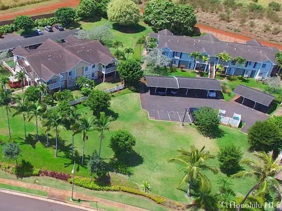 Highlands at Waikele Townhomes Set Among Lush Green