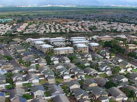 Coronado Townhomes in Sun Terrace On the Park Ewa Gentry