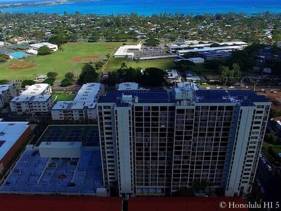 Windward Passage Condo in Kailua