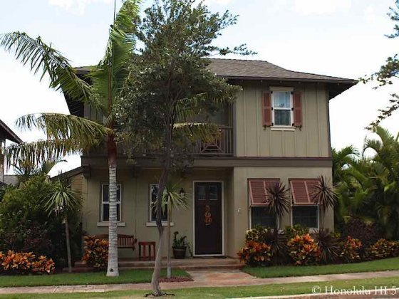 Two Story House in Hoakalei - Newer Construction