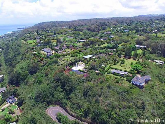 Pupukea Homes - Aerial Photo