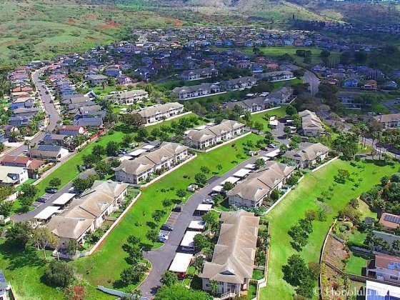 Westview at Makakilo Heights - Aerial Photo