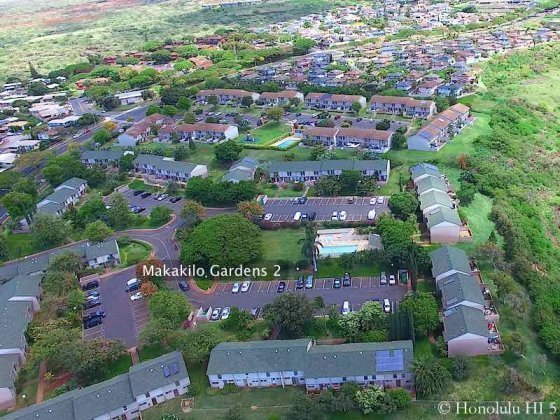 Makakilo Gardens 2 - Aerial Photo