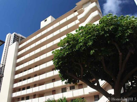 Waikiki Imperial Apartments