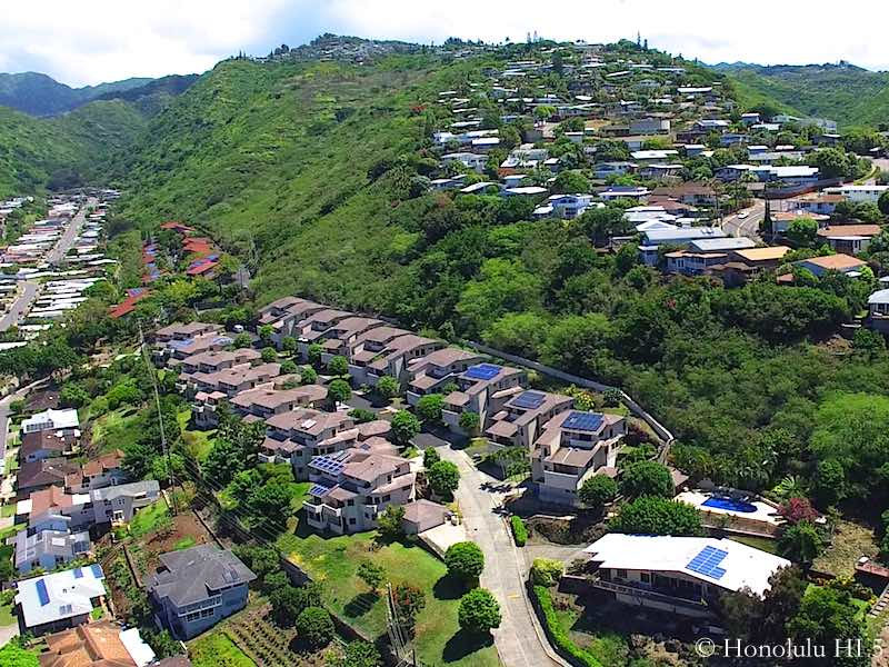 Kahala Pacifica Townhomes For Sale In Honolulu