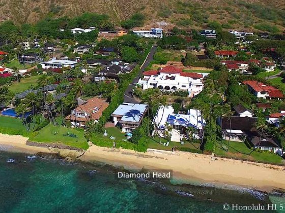 Diamond Head Beachfront Homes - Luxury Honolulu Real Estate