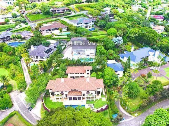 Judd Hillside Manoa Homes - Luxury Honolulu Real Estate