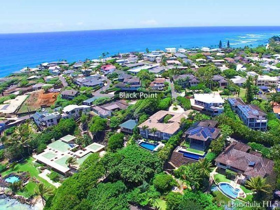Kahala Black Point Luxury Homes