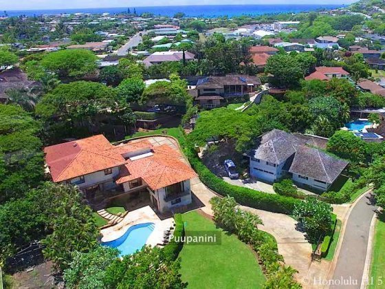 Kahala Puupanini Luxury House