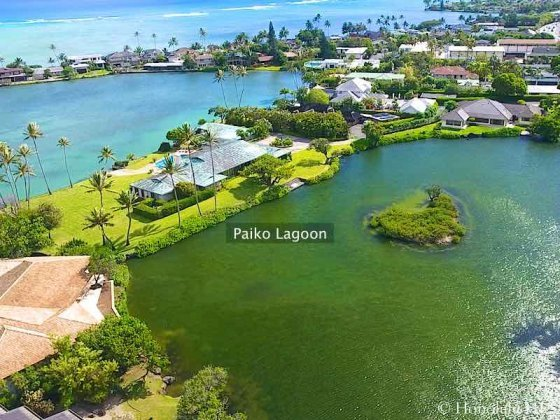 Paiko Lagoon Luxury Home in Honolulu