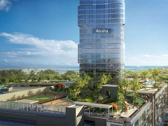 Rendering of Anaha Amenities