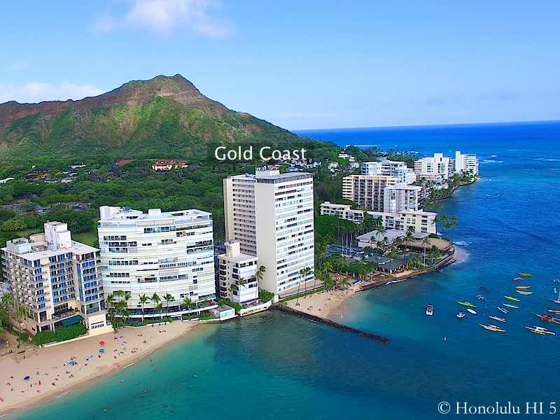 Diamond Head Gold Coast Condos on Oahu