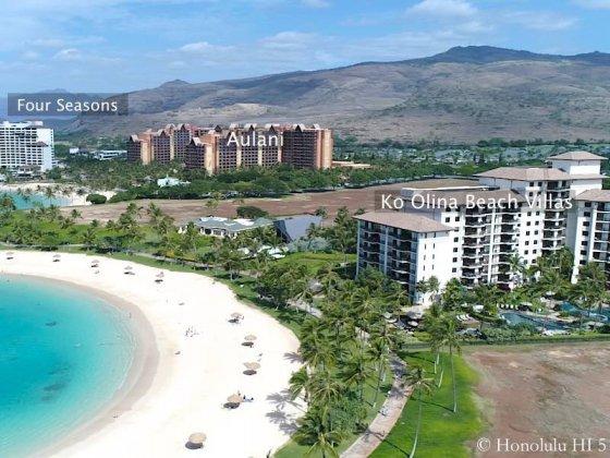 Ko Olina Beach Villas For Luxury