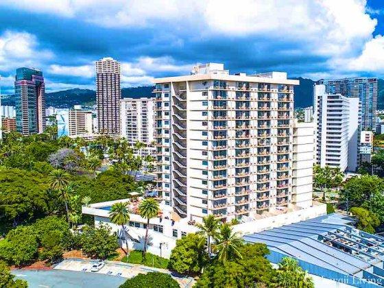 Luana Waikiki Condos For A Condo