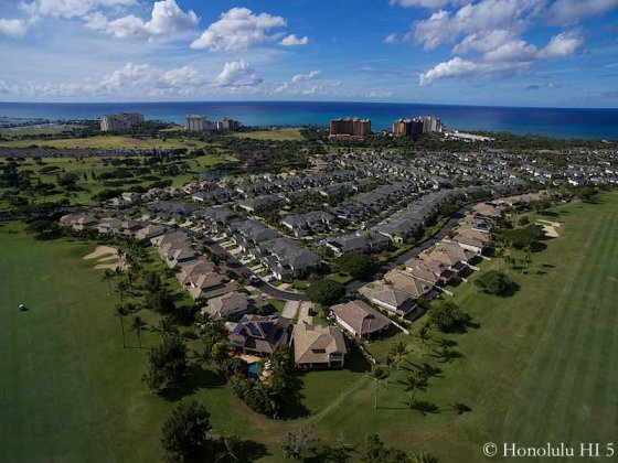 Ko Olina Real Estate on Golf Course