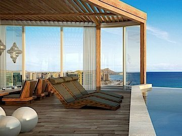 Anaha Grand Penthouse Pool and Rooftop Deck