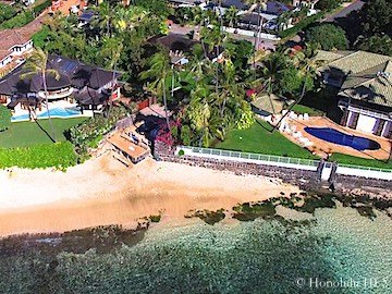 Diamond Head Homes - Drone Photo