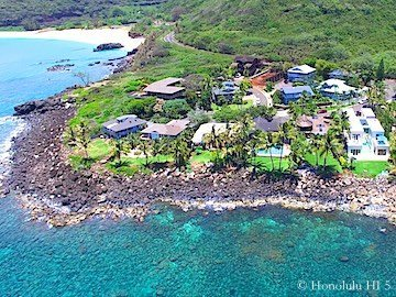 Oahu Homes - Drone Photo
