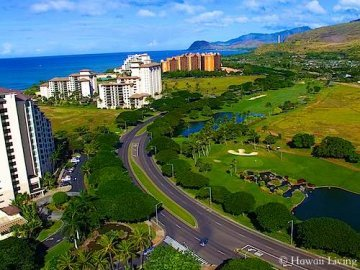 Condos and Hotels in Ko Olina