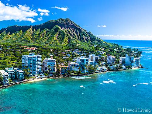 Honolulu Real Estate - Diamond Head