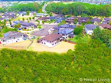 Mililani Homes - Aerial Photo