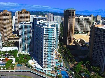 Ilikai - Symbol of Condo Hotels in Waikiki