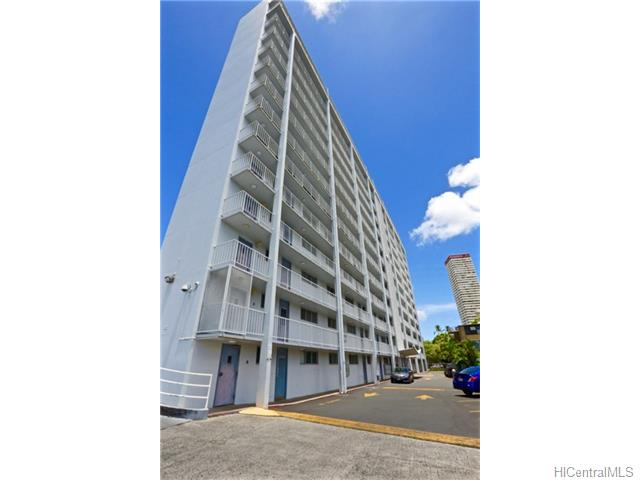 Terrace Towers #1006 (Mccully/Kapiolani) 201619077 photo 19