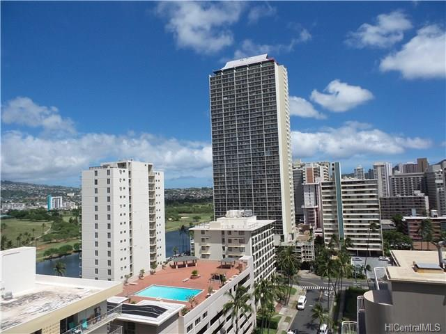 Aloha Towers #DH 1602 (Waikiki) 201622142 photo 8