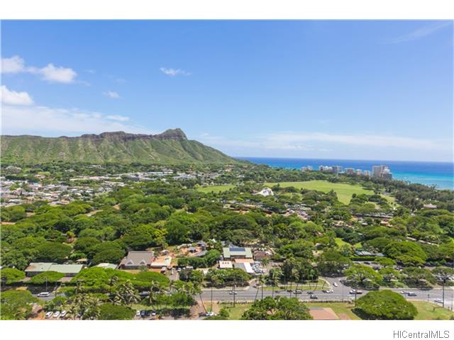 Diamond Head Vista #3402