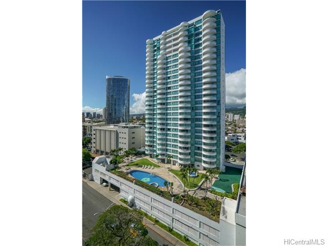 Uraku Tower Hawaii #28A (Ala Moana) 201625305 photo 23